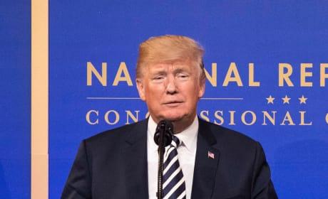 Donald Trump Isn't Worried