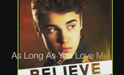 Justin Bieber: Number-One Around the World!