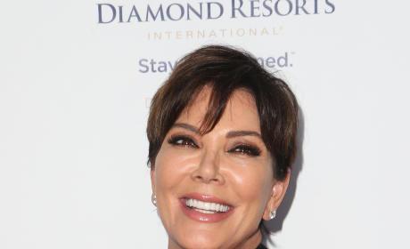 Kris Jenner Red Carpet Photo