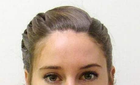 Shailene Woodley Mug Shot