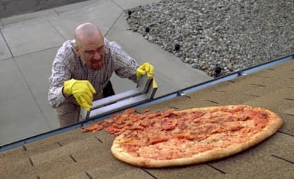 Breaking Bad Creator Urges Fans to Stop Throwing Pizzas on Nice Lady's Roof