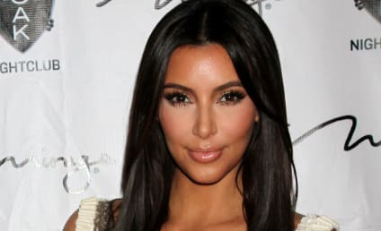 Kim Kardashian: Staying Positive, Working Hard, Googling Herself
