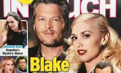 Gwen Stefani and Blake Shelton: Gavin Rossdale Is Trying To Tear Us Apart!