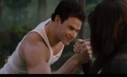 Breaking Dawn Part 2 Clip: Let's Wrestle!