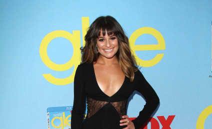 Glee Fashion Face-Off: Lea Michele vs. Kate Hudson