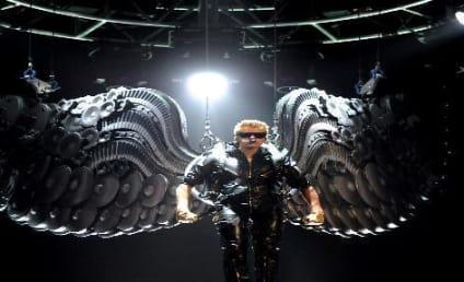 Justin Bieber Concert Intro: Angelic!