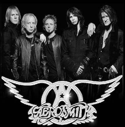 Aerosmith Album Cover