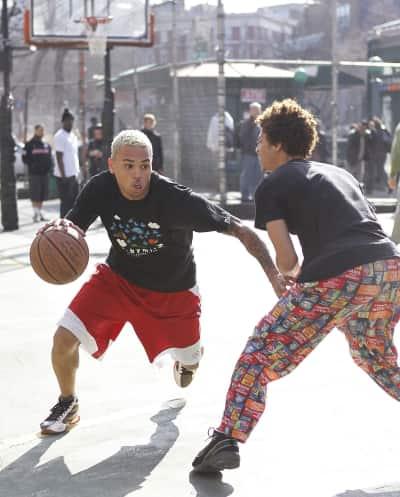 Chris Brown BALLING
