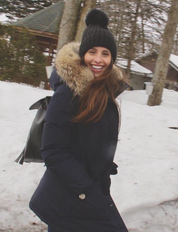 Vanessa Grimaldi is the Cutest