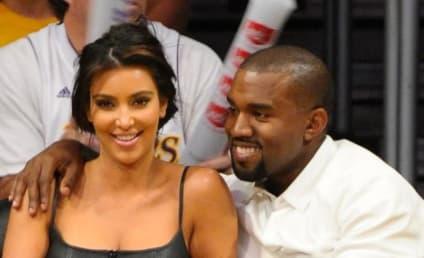 Kim Kardashian and Kanye West Klash: New Baby or Old Boobs?