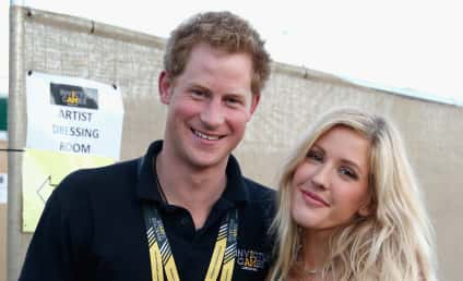 Prince Harry and Ellie Goulding: Dating?!