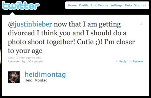 Heidi Tweet