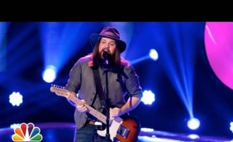 Cole Vosbury - Movin' On Up (The Voice Blind Audition)
