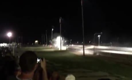 Daddy Dave Survives Horrific Street Racing Crash