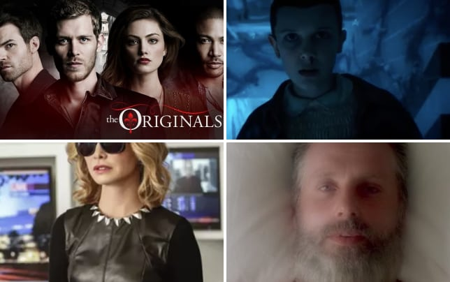 The end of the originals