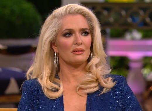 Erika Girardi Looks Bewildered at the Season 9 Reunion
