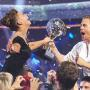 Bindi Irwin Celebrates Her DWTS Win