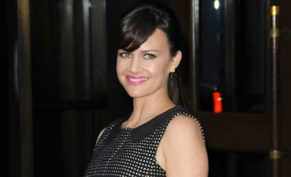 """Carla Gugino Cast as """"Mrs. Robinson"""" in Fifty Shades of Grey"""