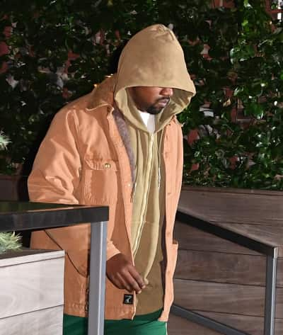 Kanye West: In the Hood