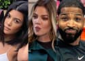 Kourtney Kardashian Begs Khloe: Dump Tristan Now! He's Hurt You Enough!!