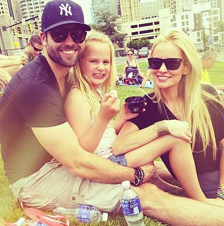Emily Maynard, Husband