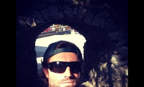 Brody Jenner in Greece