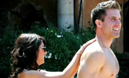 Parting Shot: Sasha Petrovic Sort of Disses Jillian Harris, The Bachelorette Competition