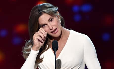Caitlyn Jenner at 2015 ESPYs