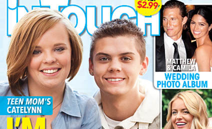 Catelynn Lowell: NOT Pregnant Again!