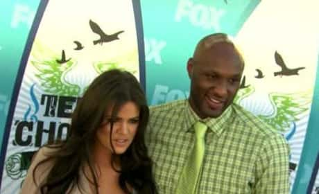 Khloe and Lamar: On the Mend?