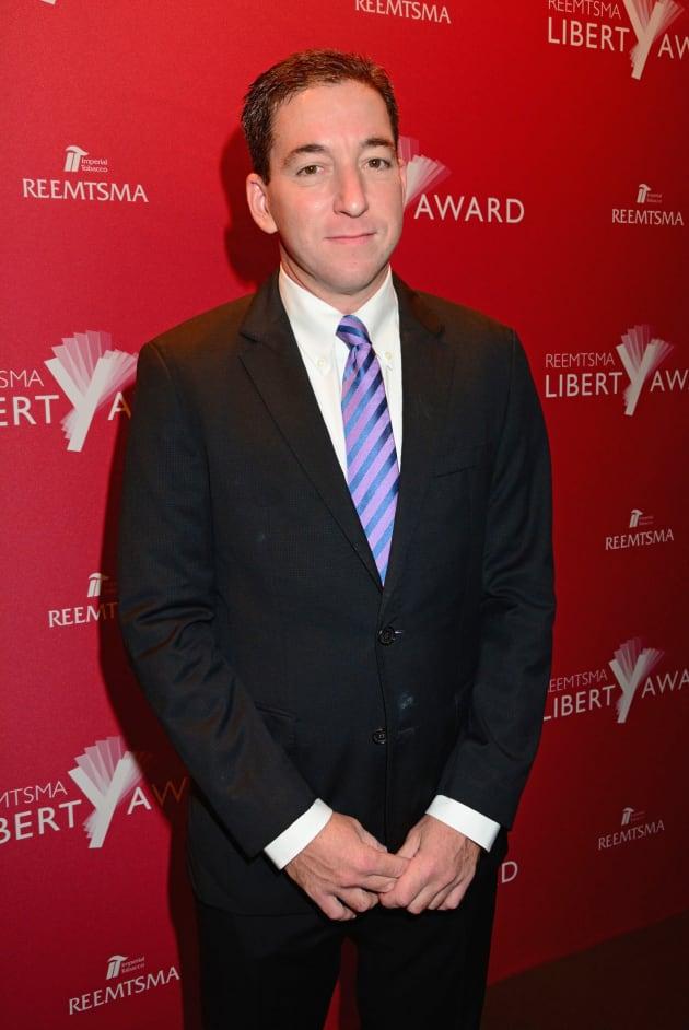 Glenn Greenwald Photo
