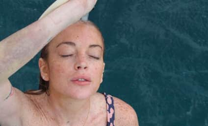 Lindsay Lohan: Screw YOURSELF, Trump!