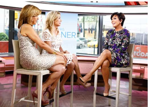 Kris Jenner on Today Show