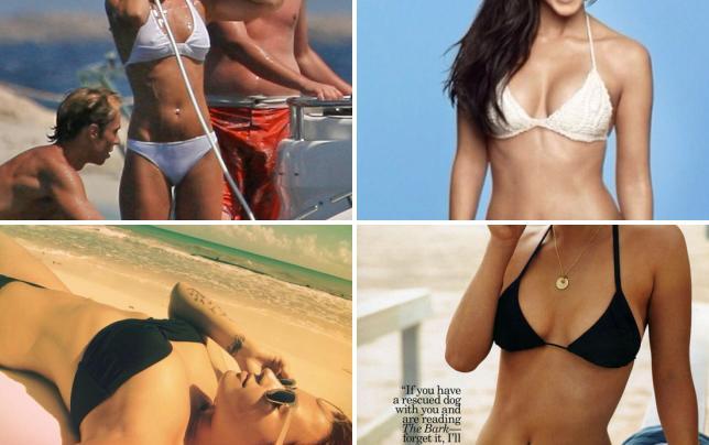 Kate middleton bikini picture