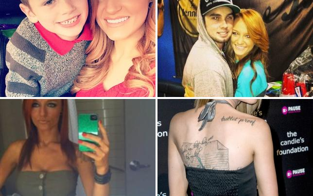 Maci Bookout Amp Taylor Mckinney See Their Engagement Pics