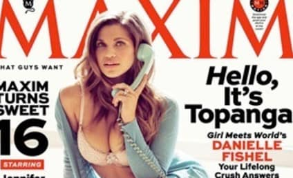Danielle Fishel Maxim Photos: Boy Meets World Girl All Grown Up!