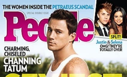 Channing Tatum Named People's Sexiest Man Alive!