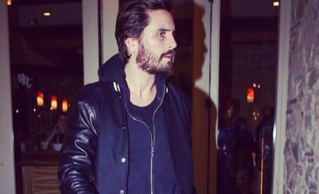 Scott Disick on the Move