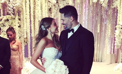 Sofia Vergara & Joe Manganiello Get Married: See the Pics!