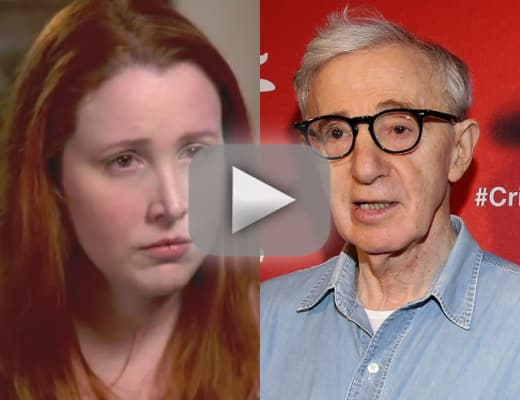 Dylan farrow i want to take down woody allen