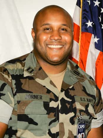 Christopher Dorner Photo