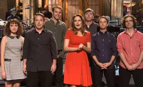 Tina Fey SNL Clip - Opening Monologue