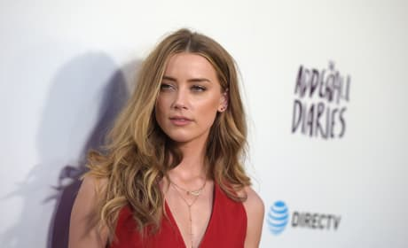 Amber Heard at The Adderall Diaires Premiere
