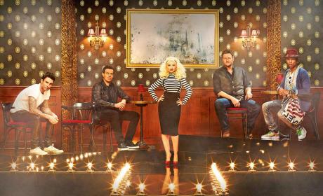 The Voice Season Eight Cast
