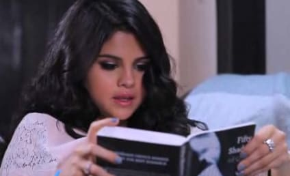 Selena Gomez Mocks Fifty Shades of Grey in Funny or Die Video