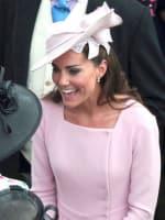 Kate Middleton in Pink