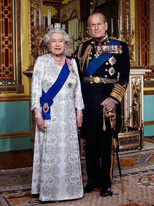 Queen Elizabeth II, Husband