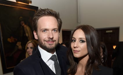 Troian Bellisario and Patrick J. Adams: Expecting First Child!