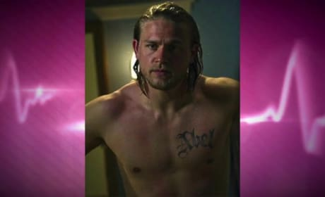 Charlie Hunnam: Out of Fifty Shades of Grey
