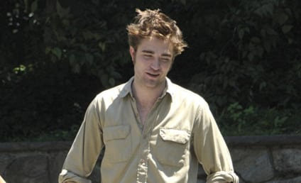 Your Daily Dose of Robert Pattinson